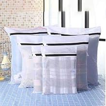 1 Set/7PCS Washing Home Use Underwear Bra Wash Bag Thickening Fine Mesh Laundry Bag Machine Wash Special Mesh Bag (Color :...