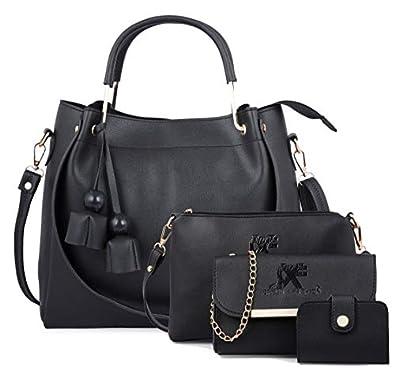 Speed X Fashion Women's Handbag (Pack of 4)