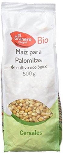 GRANERO INTEGRAL Maíz para Palomitas - 500 gr