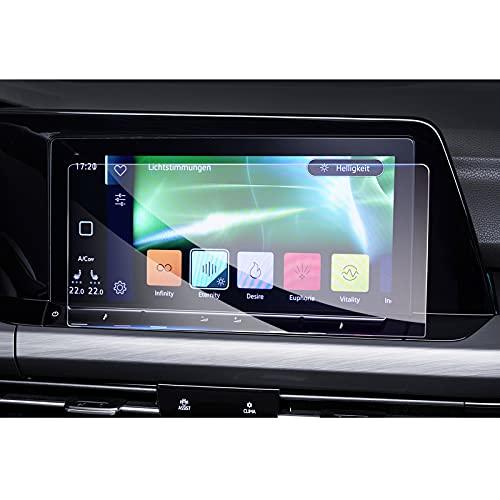GAFAT Protector de pantalla de navegación para Golf 8 MK8 GTI GTE...