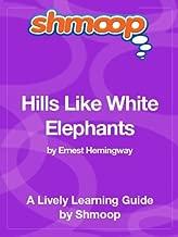 Hills Like White Elephants: Shmoop Study Guide