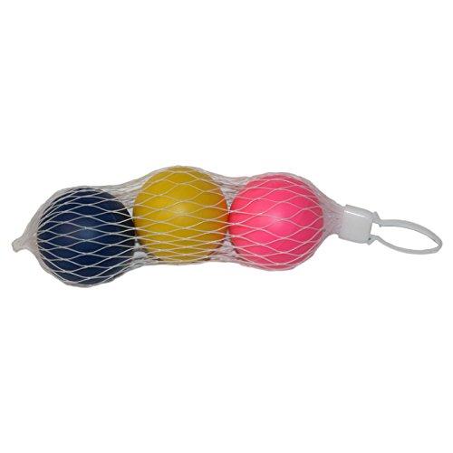 Toinsa - Set de 3 pelotas de goma para playa