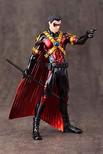AMrjzr Red Robin New 52 Edition Figura en caja-18CM-Estatua de PVC