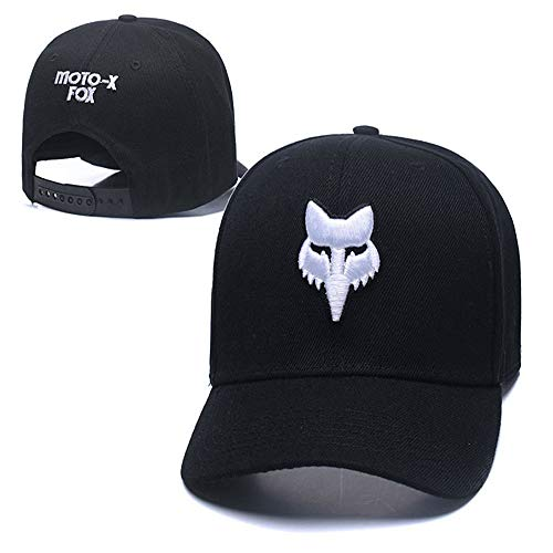 sdssup Motorsports Casual Hat Fox Fox Monster Stretch Cap Gorra de béisbol...