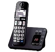 Panasonic KX-TGE720 Big Button DECT Cordless Telephone with Nuisance Call Blocker & Digital Answerin...