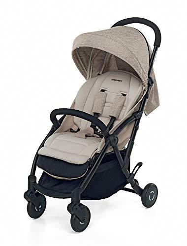 Foppapedretti 9700346906 - Cochecito ligero, color gris