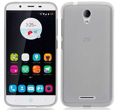 Tumundosmartphone Funda Gel TPU para ZTE Blade A310 Color Transparente