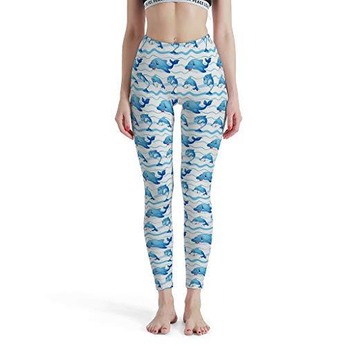 Shaoziyun Anti Cellulitis legging voor dames, puistjes, fitness, hoge taille, enkelang, ondoorzichtige tights panty