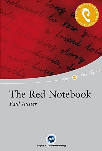 The Red Notebook: Das Hörbuch zum Sprachen lernen.Ungekürzte Originalfassung / Audio-CD + Textbuch + CD-ROM: Das Hörbuch zum Sprachen lernen mit ... Niveau A2 (Interaktives Hörbuch Englisch)