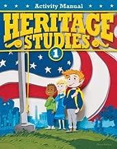 Heritage Studies Activity Manual Grade 1 3rd Edition