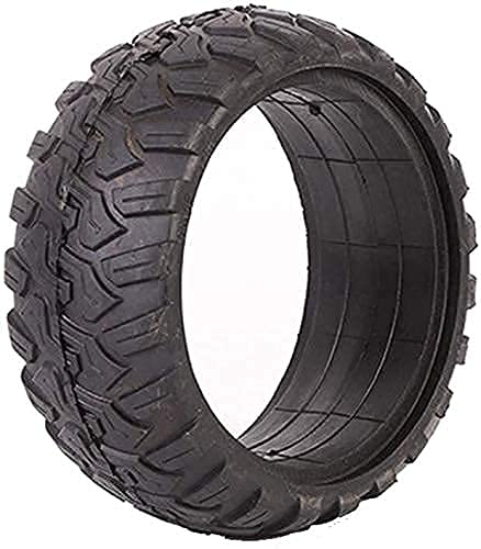 Neumático para scooter eléctrico, neumáticos sólidos a prueba de explosiones, antideslizante, resistente...