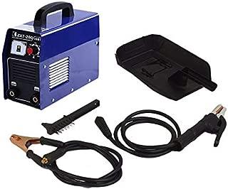 HoganeyVan Digital Display DC Inverter ARC Welder 220V IGBT PWM Portable Welding Machine 20-120A Para el hogar DIY Reparación ZX7-200