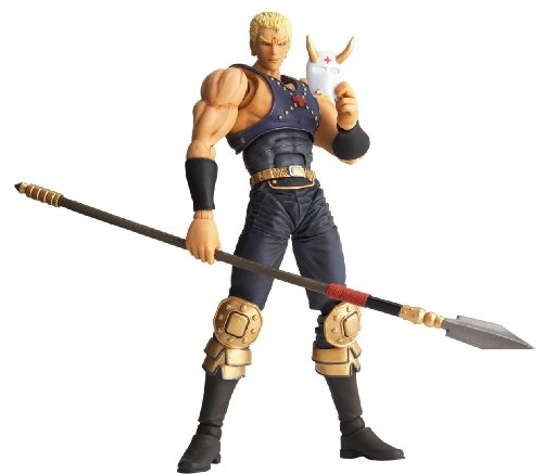 Revoltech Fist of The North Star Revolution Series No.012 Thouzer (PVC Figure) (PVC Figure)