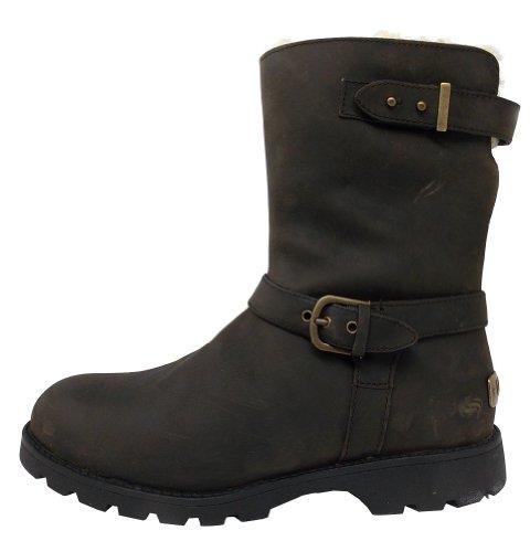 UGG Damen W Grandle Biker Boots, Braun (JAVA), 37 EU
