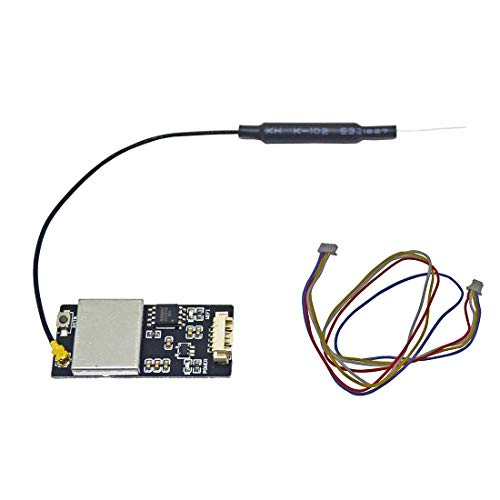 NOLOGO YIJIABINGRU Wireless WiFi-Radio-Telemetrie-Modul mit Antenne for New MAVLink2 for Pixhawk APM Flight Controller-FPV Drone Smartphone Tabelle Drohne Teile (Color : for APM)