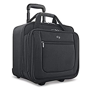 Solo New York Bryant 17.3 Inch Rolling Laptop Case