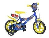 Dino Bikes 123 gl-sip 12 Zoll Feuerwehr Sam Fahrrad