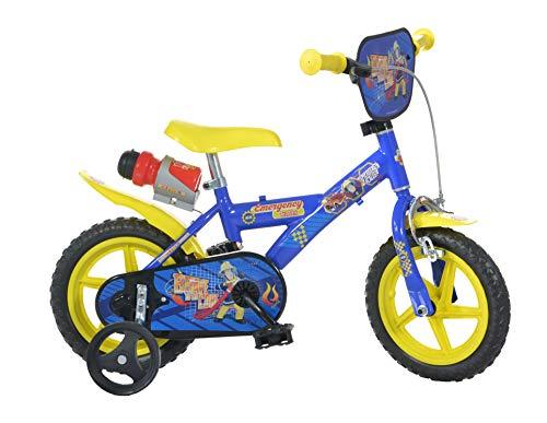 Dino Bikes 123gl-sip 12Zoll Feuerwehr Sam Fahrrad