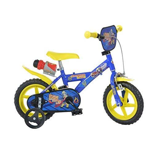 dino 123Gl-Sip - Bicicletta Sam Il Pompiere