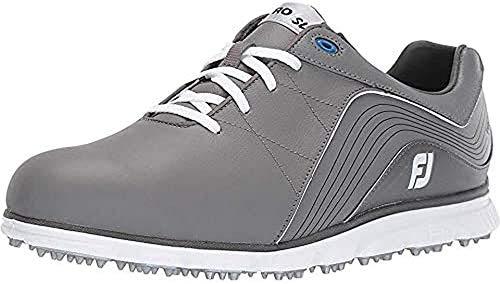 FootJoy mens Pro/Sl - Previous Season Style Golf Shoes, Grey, 11.5 US