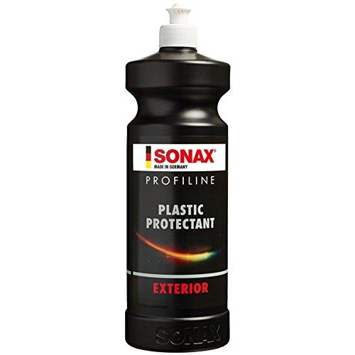 SONX 02103000 Profiline Plastic Protectant Exterior Gel transparente para el sellado de partes plásticas no pintadas (1 Litro)