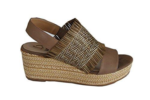 Kanna KV7205 Sandale mit Keilabsatz (EU 39)