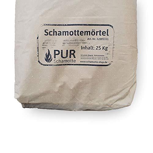 Schamottemörtel (keramisch) - 25kg