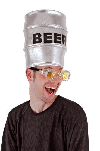 Elope - A1918 - Déguisement - Chapeau Fût de Bière