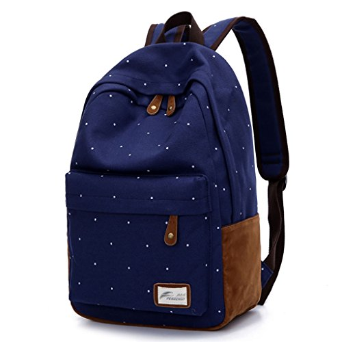 SINCERE@ Personalized sac à dos multifonctions sac équitation d'extérieur sac à bandoulière homme sac de sport (bleu marine)