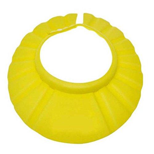 QinMM Gorras para bebé Champú Seguro Ducha baño Proteger Sombreros de Gorra...