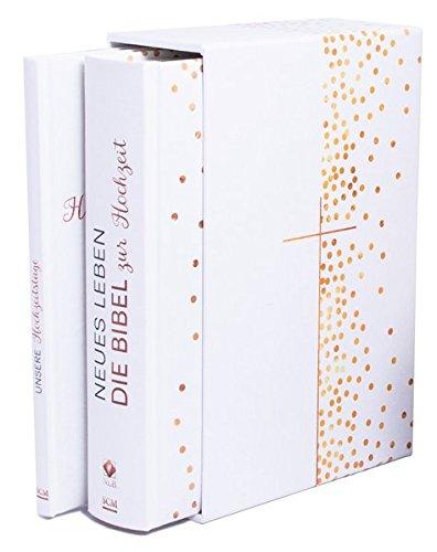 Neues Leben. Die Hochzeitsbibel: mit Notizbuch für alle Hochzeitstage