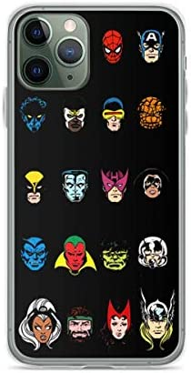Xmen Hard PC with Soft TPU Edges Compatible for iPhone 6 6s 6 Plus 6s Plus 7 8 7 Plus 8 Plus product image