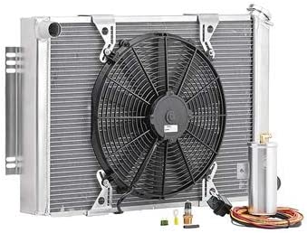 Be Cool 22165 Aluminator Module Radiator Don't miss the campaign Natural Finish Ranking TOP9