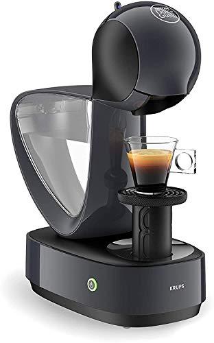 Nescafé Dolce Gusto PF KP173BKE Infinissima Macchina per Caffè Espresso e Altre Bevande, Manuale, Cosmic Grey