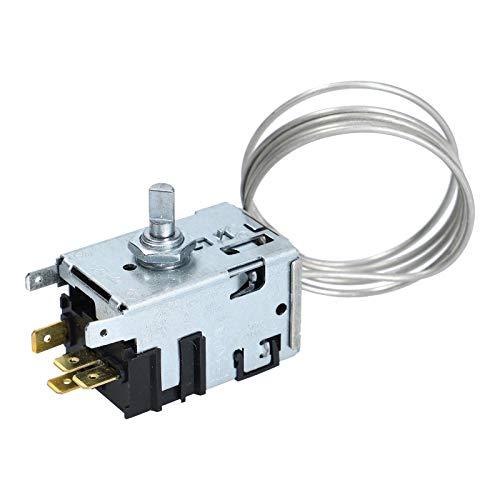 Thermostat de refroidissement pour réfrigérateur avec dégivrage automatique Danfoss 077B6738 Gorenje 596279