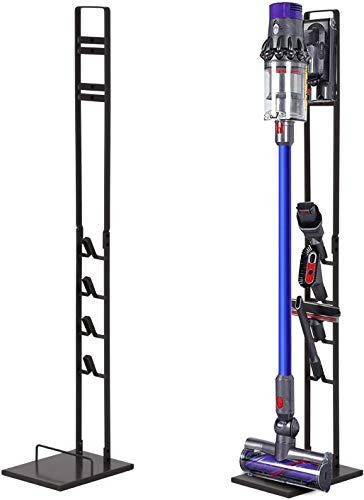 tolhoom Storage Stand Dock Dockings Station for Dyson V11 V10 V8 V7 V6 Cordless Stick Vacuum Cleaner, Stable Metal Storage Bracket Organizer Rack (Gray)