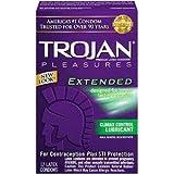 Extended Pleasure Condoms, 120 Condoms