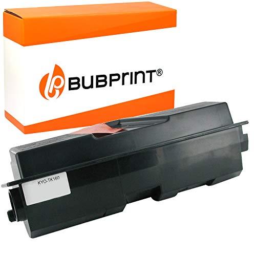 Bubprint Toner kompatibel für Kyocera TK-160 TK 160 TK160 für Ecosys P2035D P2035DN FS-1120D FS-1120DN 2500 Seiten Schwarz