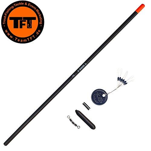 Storfisk fishing /& more Forellen Pose Schlank mit Rassel in verschiedenen Gewichten und als Set