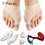 Bunion Relief & Bunion Corrector Protector Sleeves Kit - Treat Pain in...