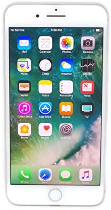 Apple iPhone 7 Plus, 128GB, Silver – For T-Mobile (Renewed)