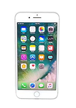Apple iPhone 7 Plus 128GB Silver - For T-Mobile  Renewed