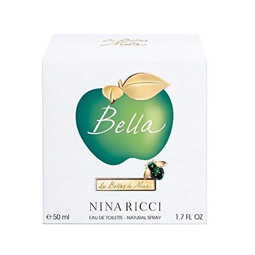 Perfume sólido de Nina Ricci con spray
