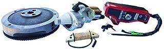 Everest Electric Starter Motor KIT for Honda GX340 GX390 FLYWHEEL Coil Ignition Box