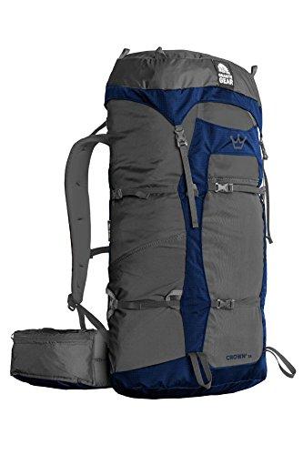 Granite Gear Crown Unisex Adult Hiking Bag, Midnight Blue