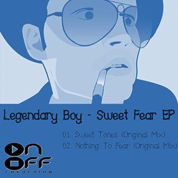 SWEET FEAR EP