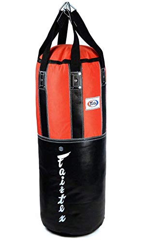 FAIRTEX MUAY THAI BOXING HEAVY BAG UNFILLED K1 MMA PUNCHING STAND UPPERCUT RDX
