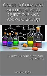Grade 10 Chemistry Worksheets MCQs - Quiz Questions Answers - Online