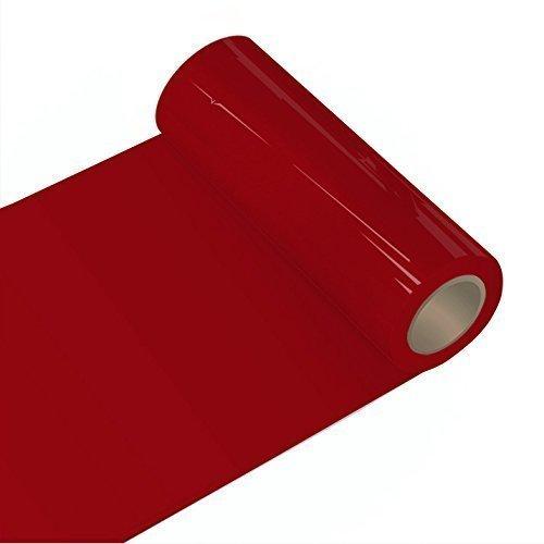 Your Design Oracal 621 Rouleau de Film adhésif pour Meuble 63 cm x 5 m, 5 m x 63 cm, Rouge foncé