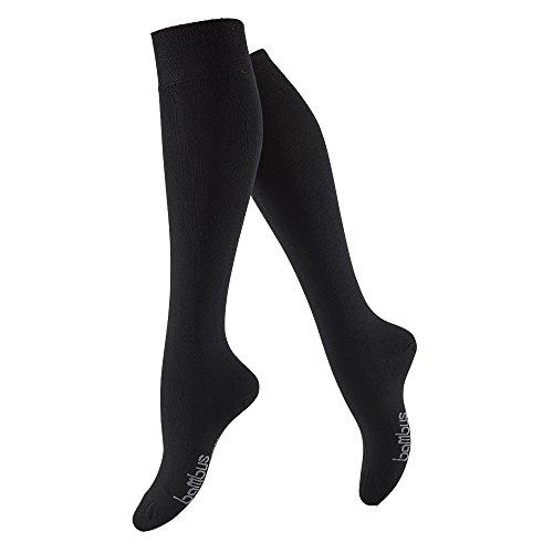 TippTexx24 6 Paar Bambussocken in 5 Varianten, für Jeden die richtigen Socken (Kniestrumpf, 35-38)